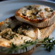 goats cheese on toast-2